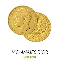 Monnaies Dor