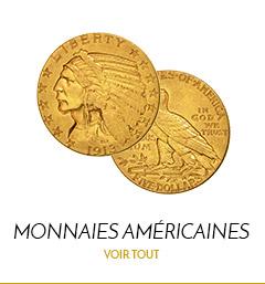 Monnaies AmÉricaines